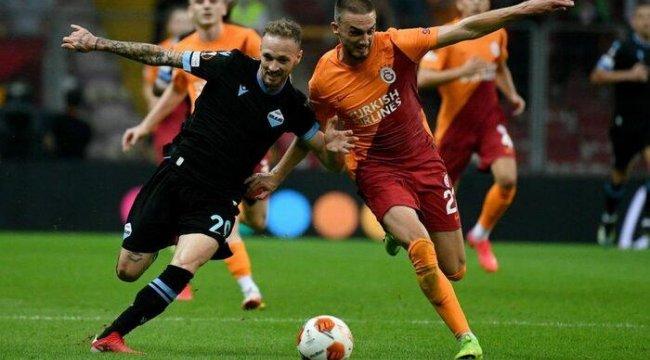 Galatasaray Lazio'yu 1-0 yendi, Avrupa Ligi'nde grup maçlarına galibiyetle başladı