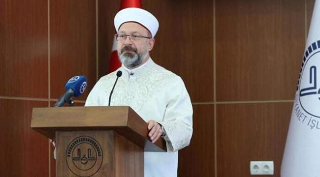 Son Dakika: Diyanet İşleri Başkanlığı'na Ali Erbaş yeniden atandı